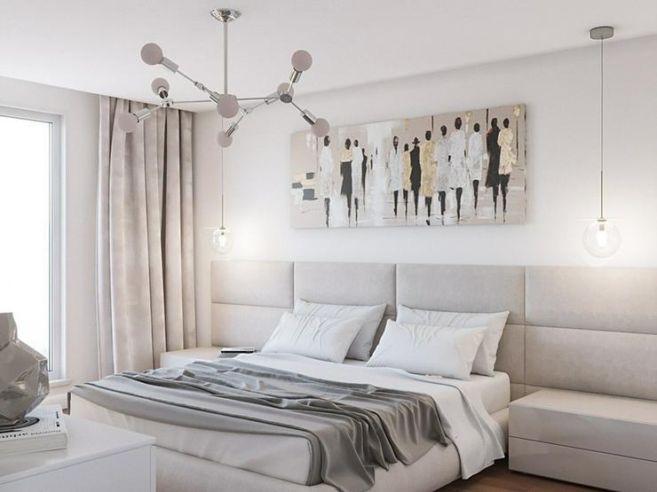Bild 6: Wunderschöne 2-Zimmer ETW in Broistedter Neubau