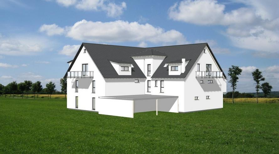 Extravagante 2-Zimmer- Dachgeschoss ETW in Broistedter Neubau