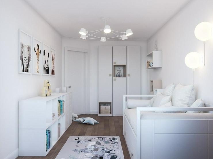 Bild 13: Extravagante 2-Zimmer- Dachgeschoss ETW in Broistedter Neubau