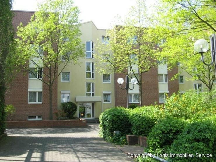 Top gepflegte Zwei-Zimmer-Wohnung in ruhiger Wohnlage