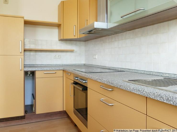 Zwei Etagen, Einbauküche und Gartenterrasse
