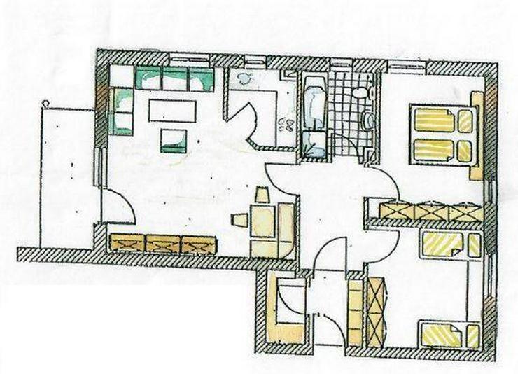 gepflegte 3 zimmer wohnung als kapitalanlage in alt tting auf. Black Bedroom Furniture Sets. Home Design Ideas