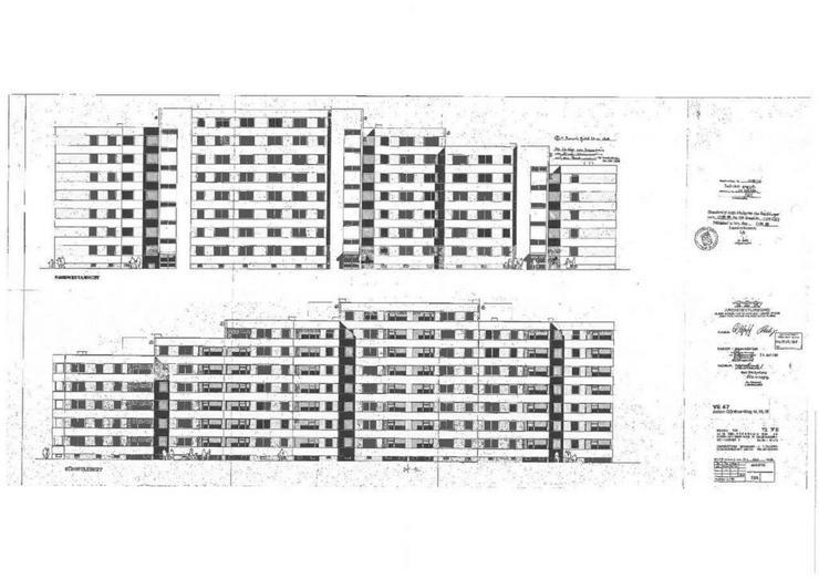 Bild 6: Neu renovierte 3-Zimmer-Wohnung im 6. OG mit schöner Aussicht!