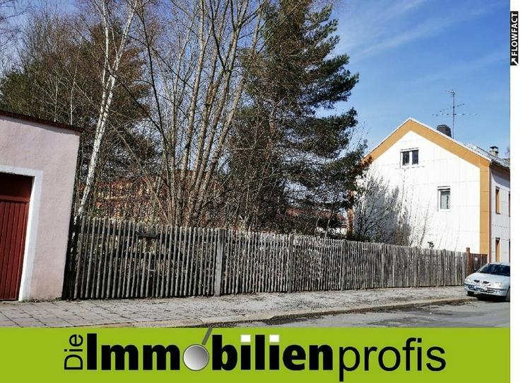 Baugrundstück mit ca. 540 m² in Hof