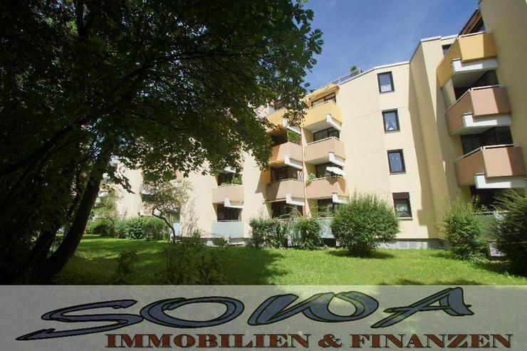 3,5 Zimmer Wohnung in Garching im EG mit Balkon - Von Ihren Immobilien Experten SOWA Immob... - Wohnung kaufen - Bild 1