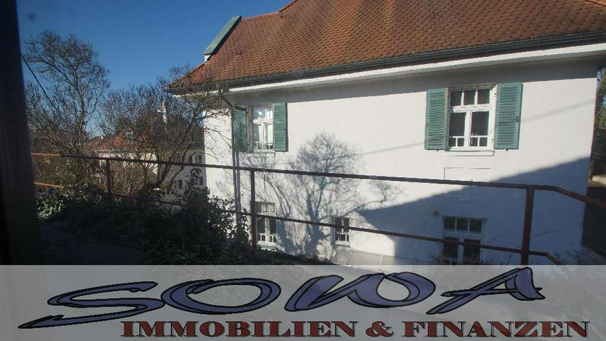 Bild 4: Stadtvilla aus der Gründerzeit - Beste Stadtlage mit Garten in Neuburg an der Donau - Ein...