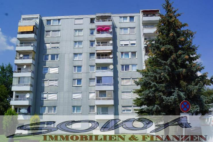 Neuzugang! 3 Zimmerwohnung in Neuburg - Ein Eigenheim von Ihrem Immobilienpartner SOWA Imm...