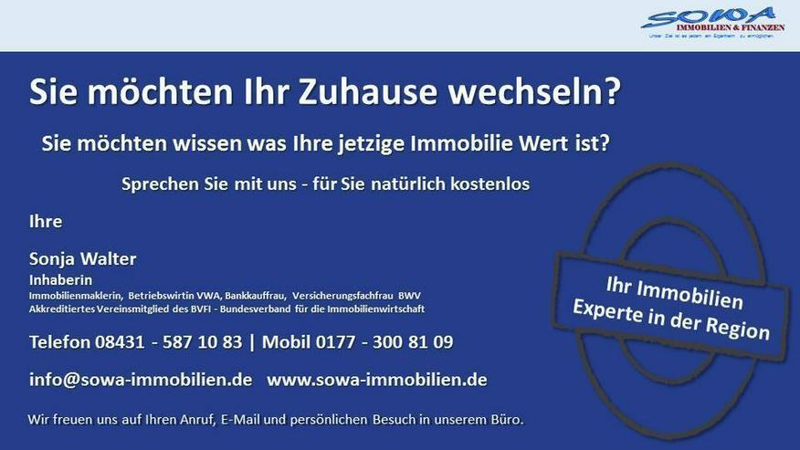 Bild 4: Neuzugang! 3 Zimmerwohnung in Neuburg - Ein Eigenheim von Ihrem Immobilienpartner SOWA Imm...