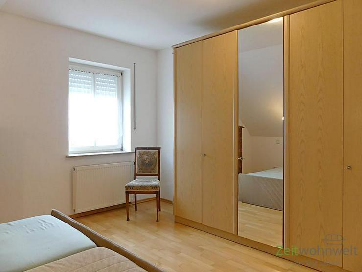 Bild 4: (EF0504_M) Dresden: Ullersdorf, großzügige möblierte Wohnung mit eigenem Balkon in ruhi...