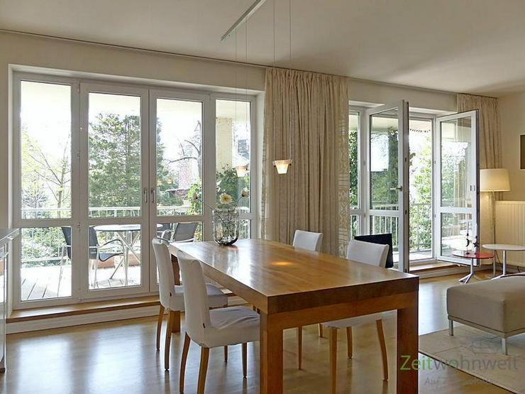 (EF0505_M) Dresden: Bühlau/Weißer Hirsch, traumhaft schöne 3-Zimmer-Wohnung in idyllisc...