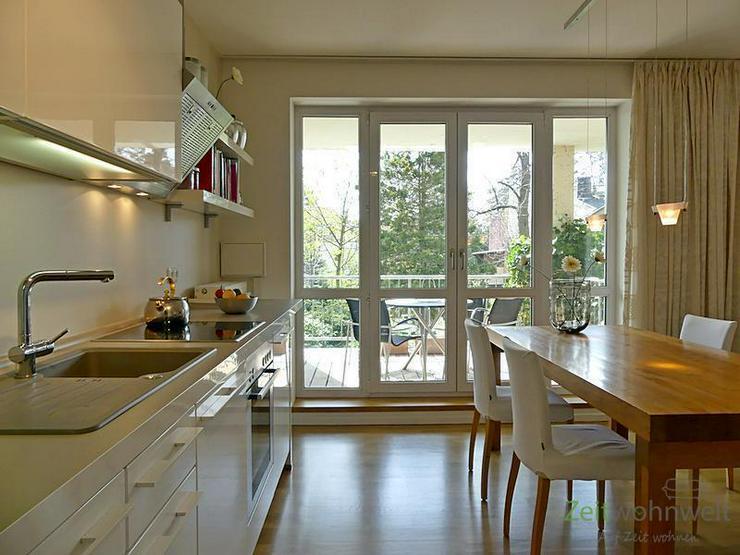 Bild 2: (EF0505_M) Dresden: Bühlau/Weißer Hirsch, traumhaft schöne 3-Zimmer-Wohnung in idyllisc...