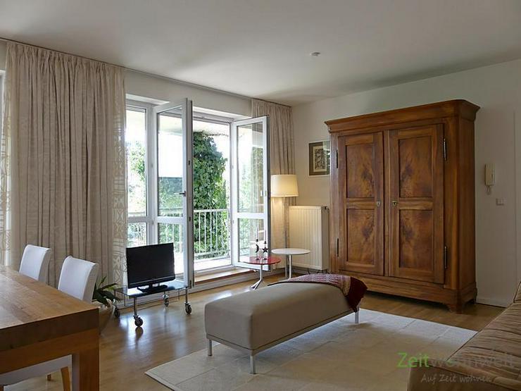 Bild 3: (EF0505_M) Dresden: Bühlau/Weißer Hirsch, traumhaft schöne 3-Zimmer-Wohnung in idyllisc...