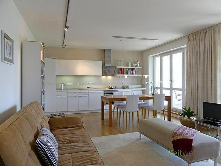 Bild 4: (EF0505_M) Dresden: Bühlau/Weißer Hirsch, traumhaft schöne 3-Zimmer-Wohnung in idyllisc...