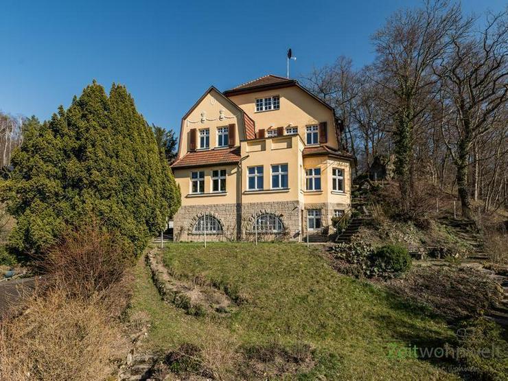 (EF0507_M) Eisenach: Eisenach, möblierte Villen-Wohnung am Stadtrand mit genialem Blick a...