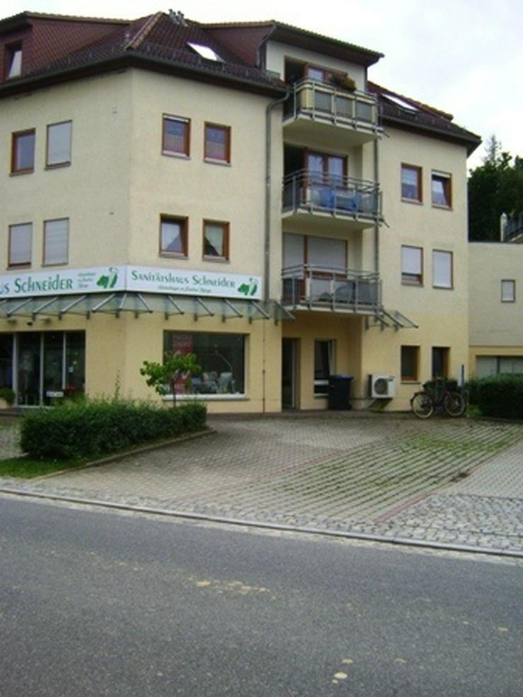 Kleine 2-Raum-Wohnung mit Balkon zu vermieten!