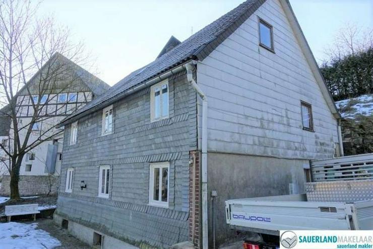 reserviert - Haus mit viel Potenzial in Düdinghausen