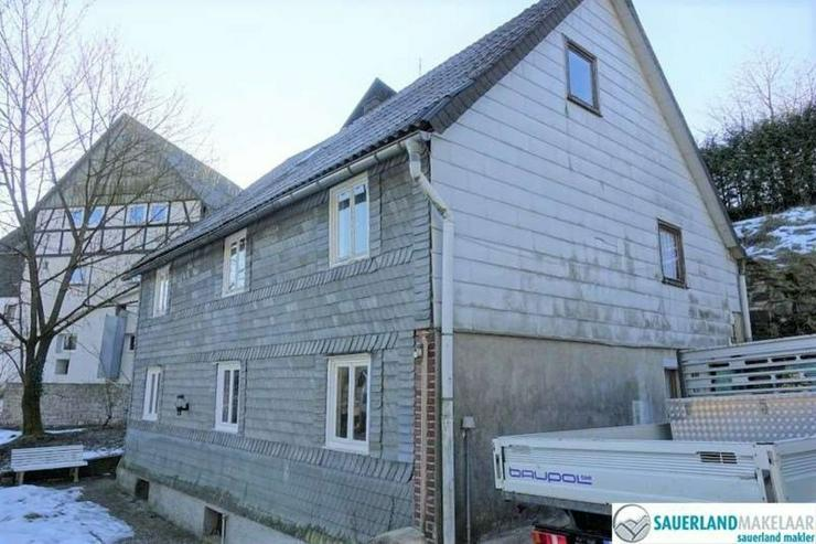 Haus mit viel Potenzial in Düdinghausen