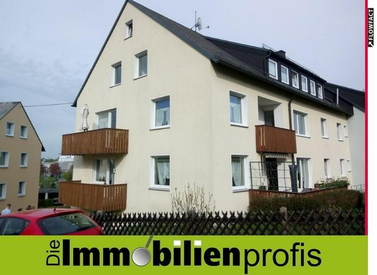 Renovierte 3-Zimmer-Dachgeschosswohnung mit Gartennutzung in Konradsreuth