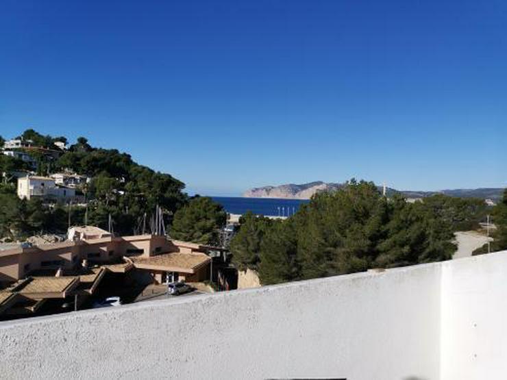 LANGZEITMIETE: Ático-Apartment mit großer Dachterresse in Santa Ponsa
