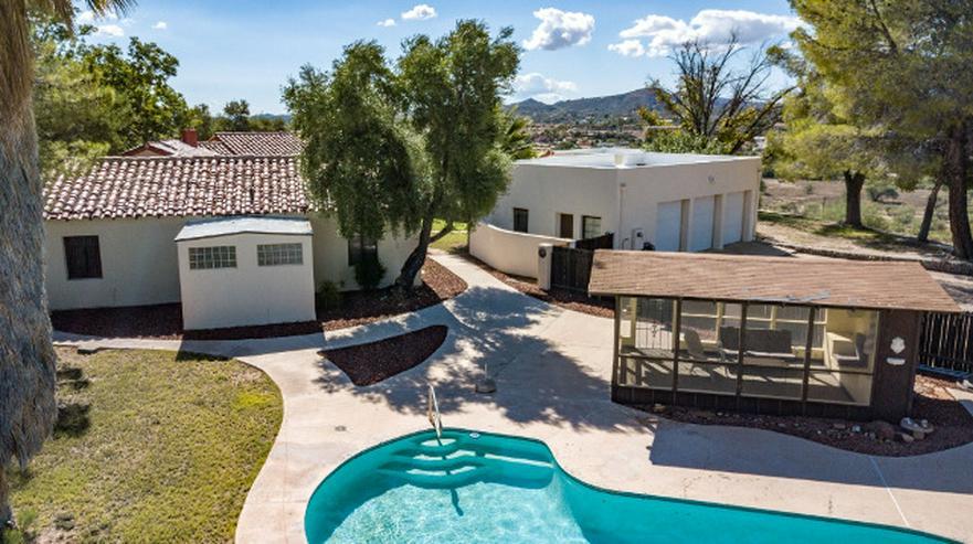 Bild 5: *Schnäppchen* ca. 80.000 m² Land (Bauland) mit Landhaus (Ranch) zu verkaufen!