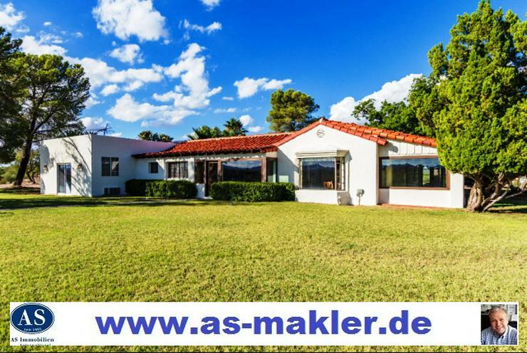 *Schnäppchen* ca. 80.000 m² Land (Bauland) mit Landhaus (Ranch) zu verkaufen!