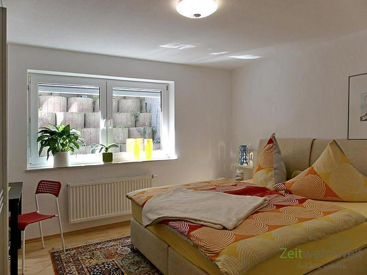 (EF0509_M) Erfurt: Stotternheim, möblierte ruhige Souterrain-Wohnung in einem modernen Wo...