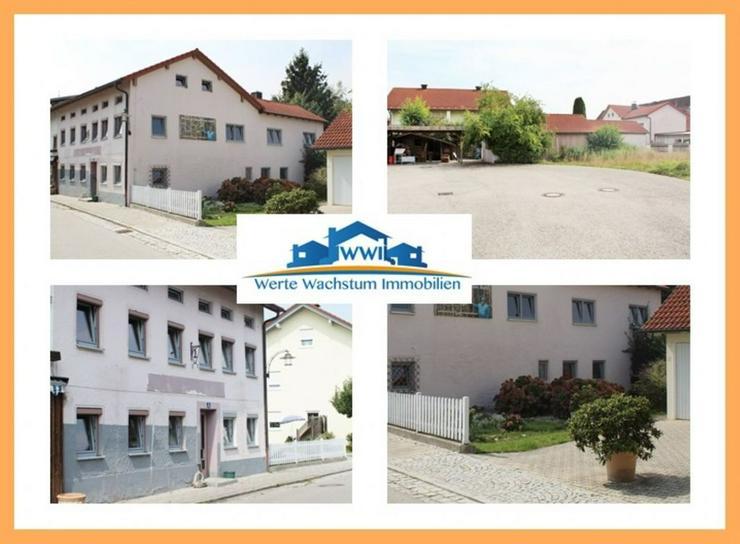 MFH für kleines Geld in Zentrumslage von 84533 Marktl - Nähe Burghausen, A94 Richtung M?...