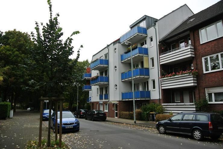 Duisburg Laar - Rheinnähe - 3 Zimmer Wohnung - Balkon - Stellplatz - topp Lage