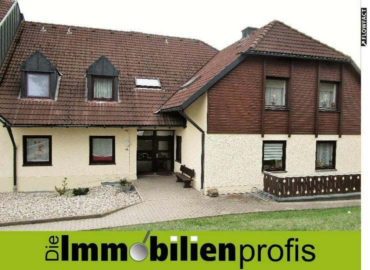 2 Zimmer-Eigentumswohnung mit Terrasse in Schwarzenbach am Wald