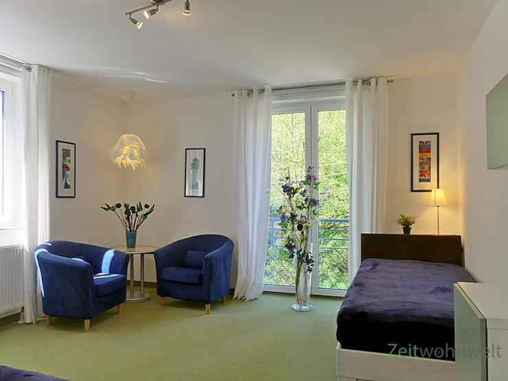 (EF0513_M) Dresden: Räcknitz/Zschertnitz, wunderschön möblierte 3-Zimmer-Wohnung mit Ba...