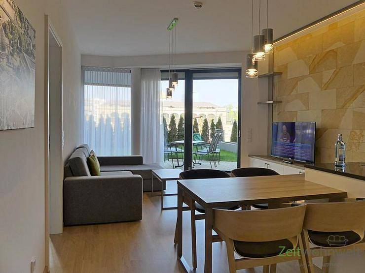 (EF0508_S) Dresden: Wilsdruffer Vorstadt/Seevorstadt-West, nobles Apartment mit Garten und...