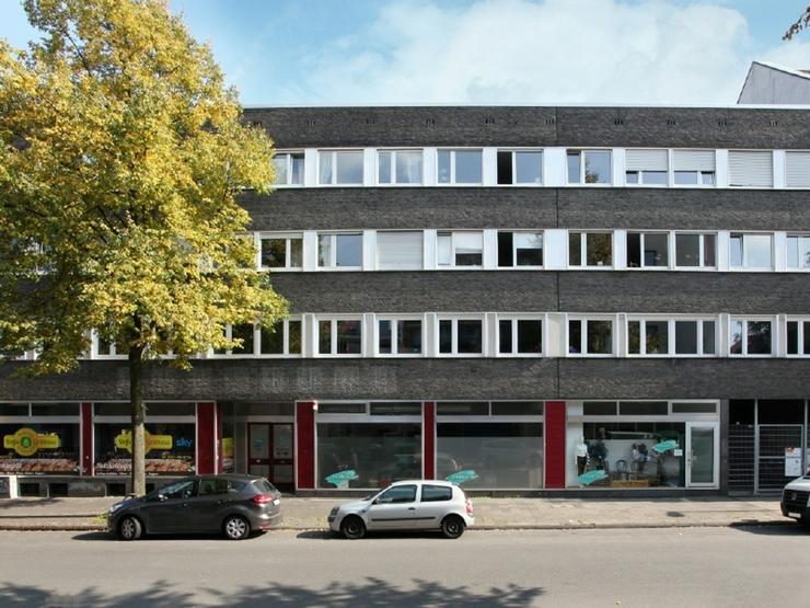 Vier vermietete Gewerbeeinheiten in einem Wohn- und Geschäftshaus in Bahnhofsnähe!