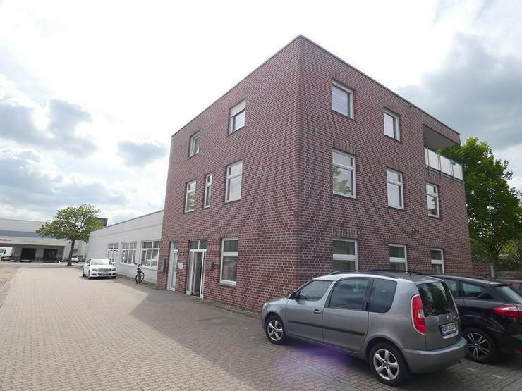 Gewerbehalle (ca. 180 m²) mit repräsentativen Büroräumen (ca. 107 m²)! - Gewerbeimmobilie mieten - Bild 1