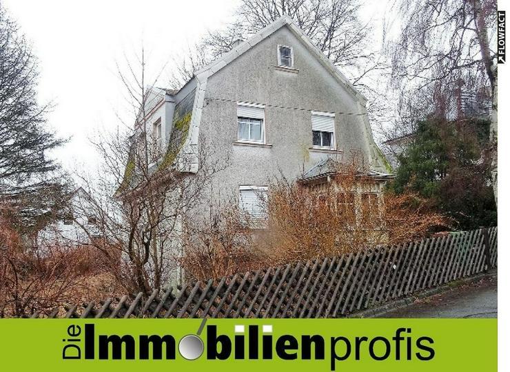 Modernisierungsbedürftiges Einfamilienhaus in Helmbrechts
