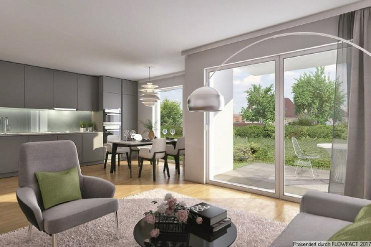 Lossepark - Hochwertige 2-Zimmer-Eigentumswohnung mit offener Küche