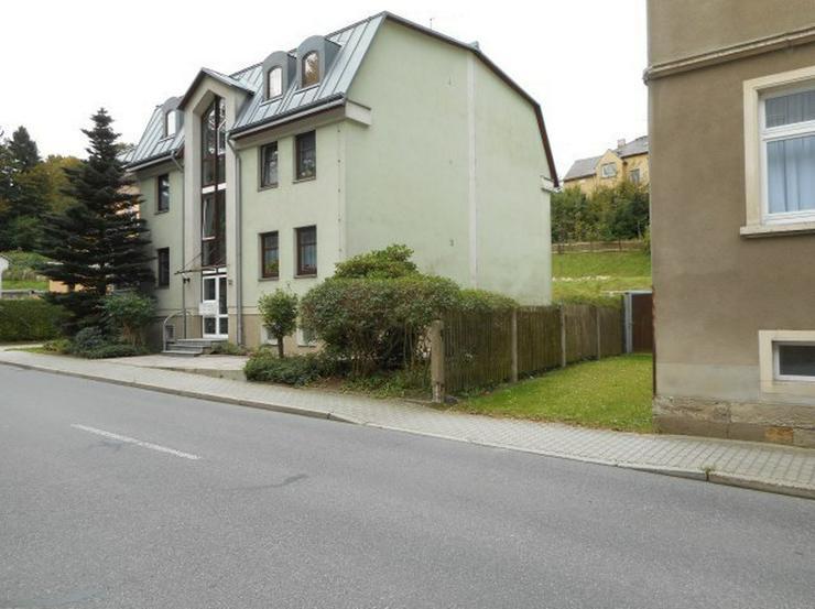 3-Raum-Wohnung mit Balkon in Sebnitz!