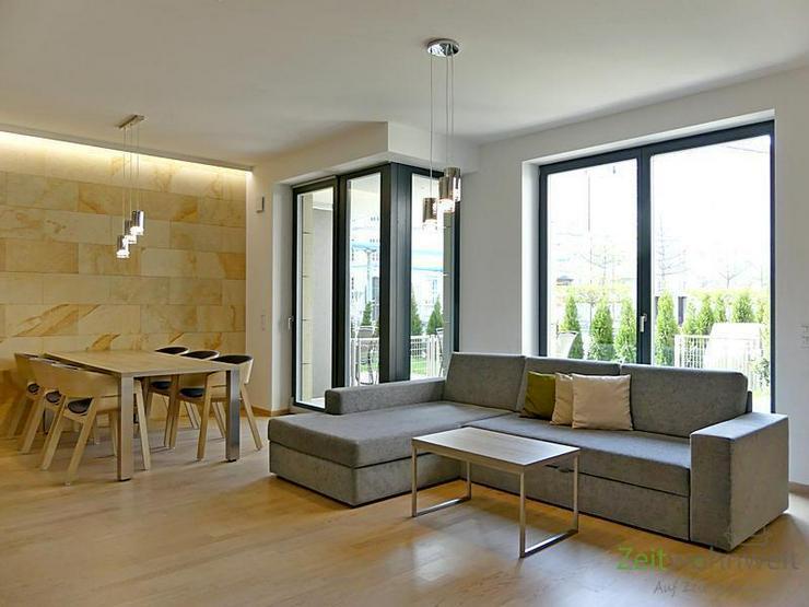 (EF0519_S) Dresden: Wilsdruffer Vorstadt/Seevorstadt-West, City-Apartment mit Terrasse, nu...