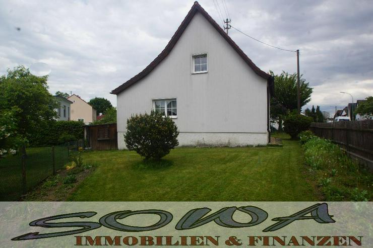 Neuzugang! Bezahlbares kleines Einfamilienhaus mit Garten in Ingolstadt - Ein Eigenheim vo...
