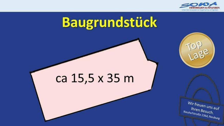 Baugrundstück in Neuburg an der Donau - Zentrum - Ein Objekt von SOWA Immobilien & Finanz...
