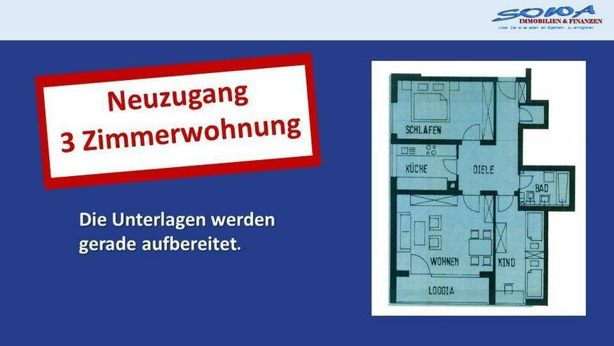 Neuzugang - 3 Zimmerwohnung - Ideal für Kapitalanleger - Ein Wohnung von SOWA Immobilien ...