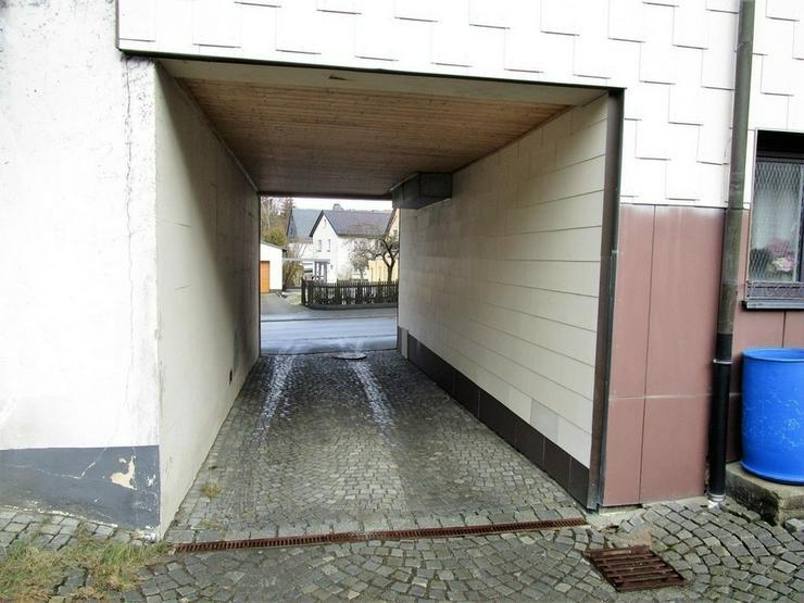 Bild 3: 15 % Mietrendite ? Renditestarkes Wohn- und Geschäftshaus im Frankenwald
