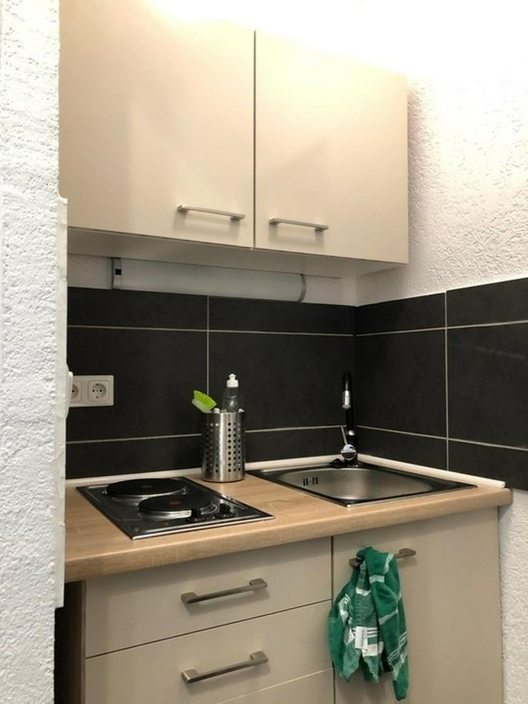 Bild 3: Frisch sanierte und voll möblierte Singlewohnung nähe Amalienplatz