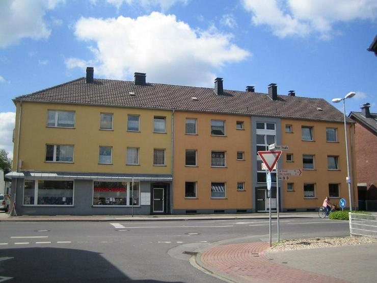 Rheinberg Zentrum - 3 Zimmer Wohnung - Balkon