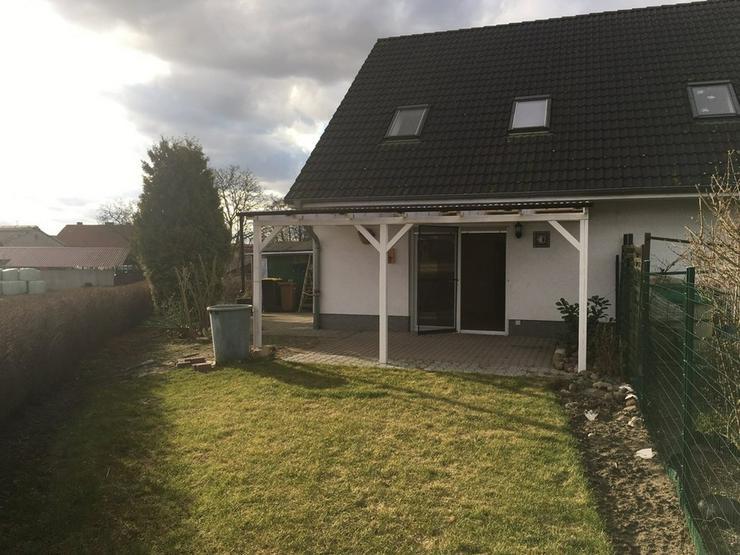 Schicke Doppelhaushälfte in Schernikau bei Stendal