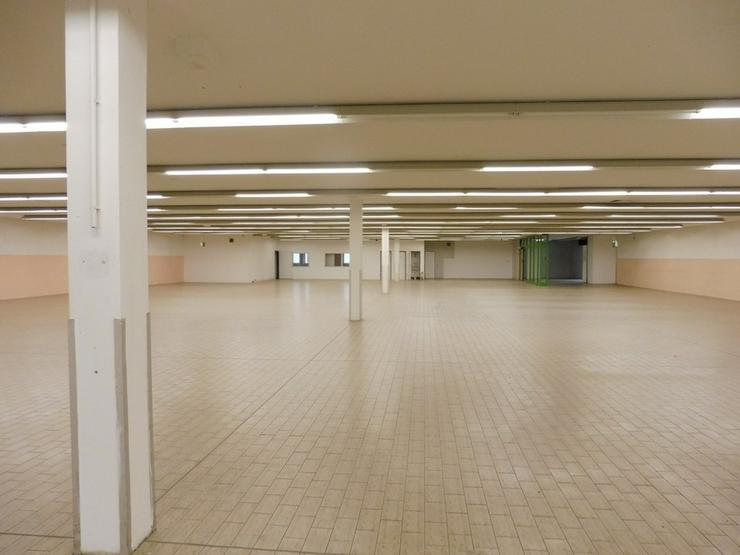 Bild 2: Halle für Produktion oder Handel in günstiger Lage von Hof