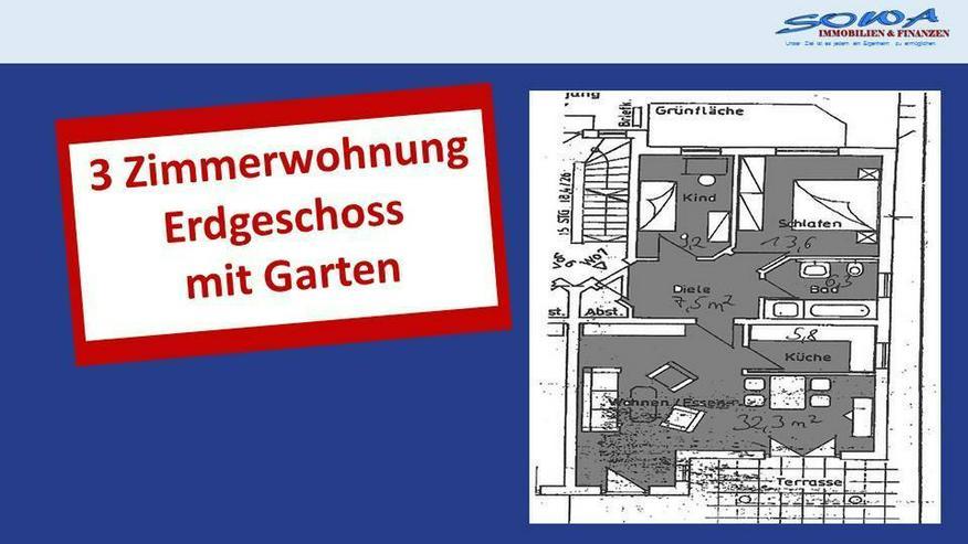 Jetzt einziehen - Erdgeschosswohnung mit Garten! Ingolstadt - Eitensheim Ein Objekt von Ih...