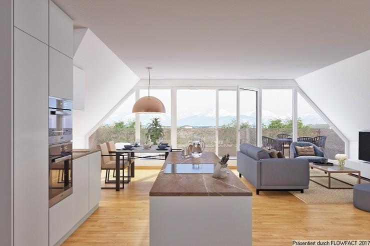 Bild 4: Villa Jakob - Moderne und barrierefreie 3-Zimmer-Wohnung mit Hobbyraum und ca. 250 m² Gar...