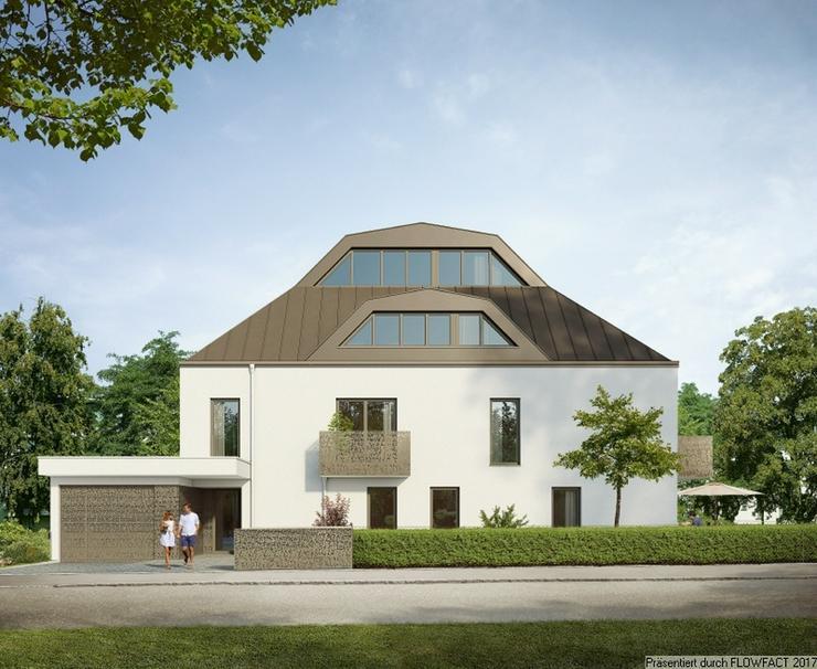 Bild 3: Villa Jakob - Moderne und barrierefreie 3-Zimmer-Wohnung mit Hobbyraum und ca. 250 m² Gar...