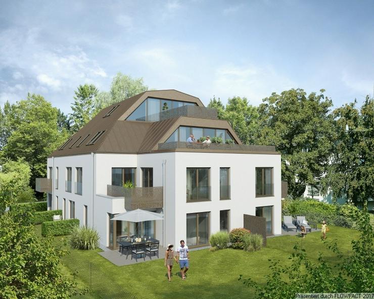 Bild 5: Villa Jakob - Moderne und barrierefreie 3-Zimmer-Wohnung mit Hobbyraum und ca. 250 m² Gar...