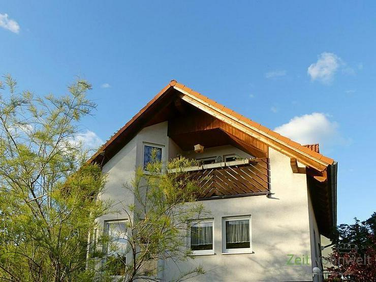 (EF0526_M) Dresden: Coschütz/Gittersee, urgemütliche kleine Wohnung mit Balkon in einem ...